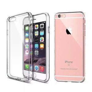 Clear iPhone cases